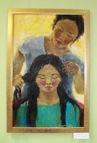 Персональная выставка Елены Толмачевой