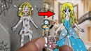 Giúp búp bê giấy Lọ Lem dự dạ hội | Cinderella paper doll