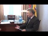 Встреча с главой Вытегорского района Александром Павликовым