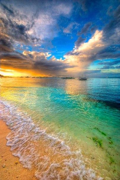 Остров Панглао, Филиппины.