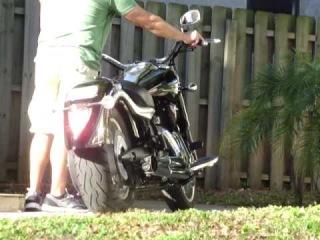 Yamaha RoadLiner Exhaust SideBurner bikes Motorcycles Gypsy