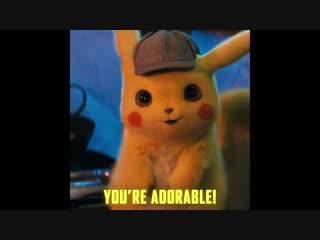 Тизер-трейлер «Покемон. Детектив Пикачу» / Detective Pikachu