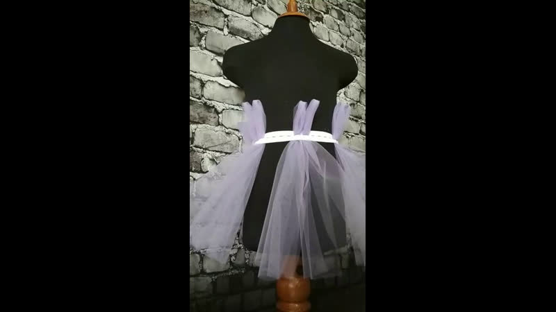 Live: Фатиновые юбки пышные ★ FOX фатин