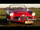 Автомобиль ALFA ROMEO GIULIA 1600 Spider, 1962 года