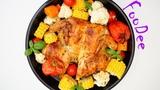 Курица в духовке ☆ Такой СОЧНОЙ КУРОЧКИ мы НИКОГДА еще не ели ☆ Курочка с овощами