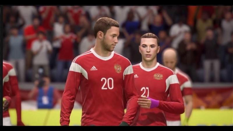 FIFA 18 Real Madrid (ТРАНСФЕР)
