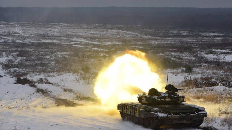 PROвійсько американські танки українська піхота, стрільби МБАКів, KOZAK SYSTEM