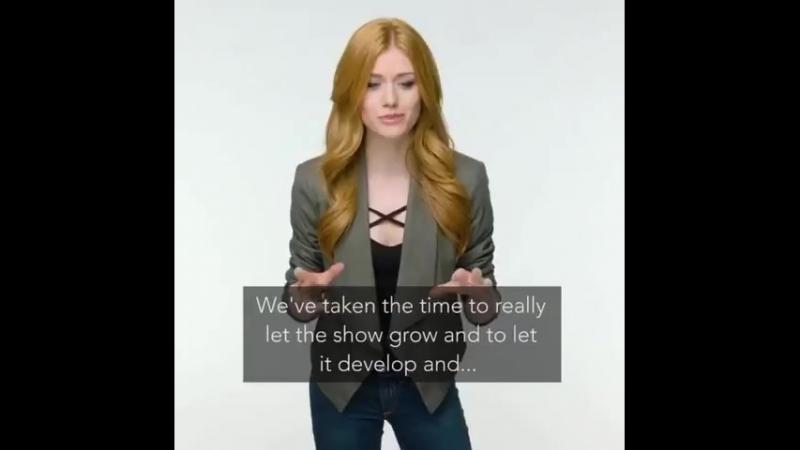 Why is Season 3 worth the wait? Kat has the answers. Via @ShadowhuntersTV