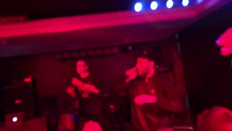 JEEMBO x TVETH Тюмень. YesRockClub. 24.03.2019. Ярость