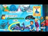 Super Minds 1 Unit 2 - Toy Shop chant