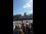 75-летие освобождения Брянска от немецко фашистских захватчиков. Парад