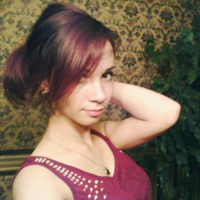 Кристина Гусева, 20 июля , Москва, id73867544