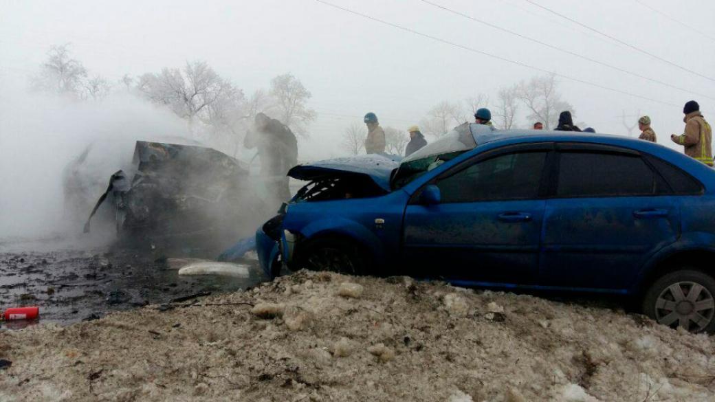 В ОРДО сообщили кто виновник смертельной аварии возле КПВВ