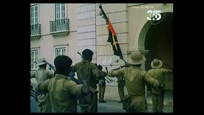 Ангола. Тридцатилетняя война (Документальный фильм 2007г., 2 части)