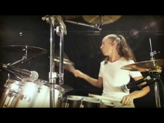 студент БГУ Vlad - Bon Jovi - It's my life (Drum cover)