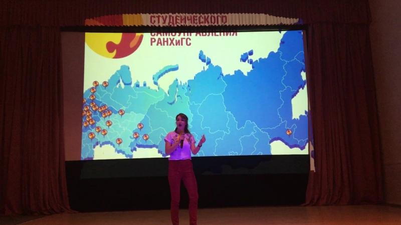 ФОССА 2017 Творческий номер А Тихомирова