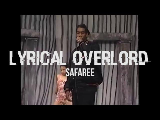 Lyrical Overlord - Safaree