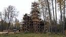 Старинный терем найденный вглухом лесу готовится начать новую жизнь Новости Первый канал