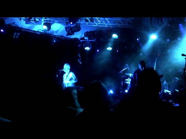 Twelve after Elf Live im Theatron 2013 - Mcgillycuddy