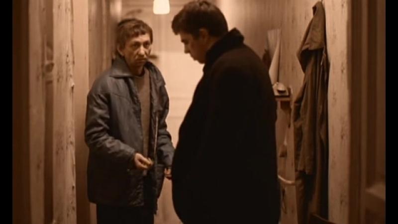 Фильм - Брат 1997, боевик, драма. (Данила всегда остается человеком)