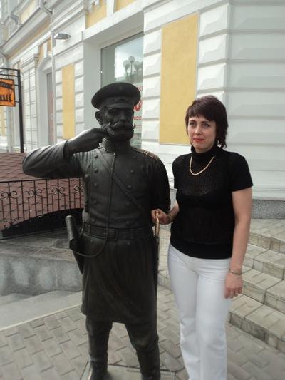 Оксана Желонкина, 6 мая 1971, Омск, id179570548