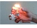 Gerador de Energia Infinita Ligando Lâmpada Free Energy lighting lamp