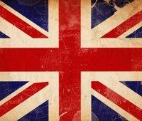 """Авторы.  Схема вышивки  """"Британский флаг """".  Вышивка крестом.  Схемы автора  """"Marja88 """".  Используйте пару ножниц - одни..."""