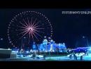 Колесо обозрения в Сочи парк самая фантастическая подсветка