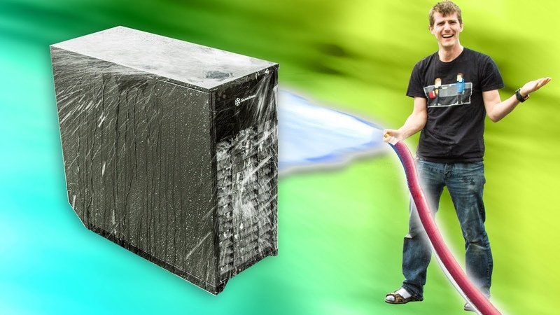 Water Dust Resistant PC Case WHO NEEDS THIS