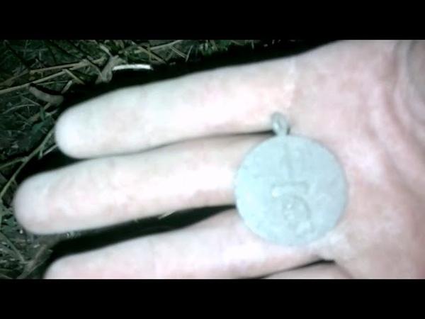 По люцерне... Румынская медалюха!