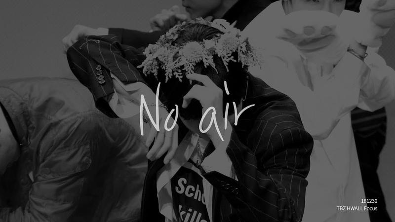 [4K] 181230 영등포 사운드웨이브 팬싸인회 NO AIR 더보이즈 활 포커스 FAN SIGN EVENT THE BOYZ HWALL FOCUS