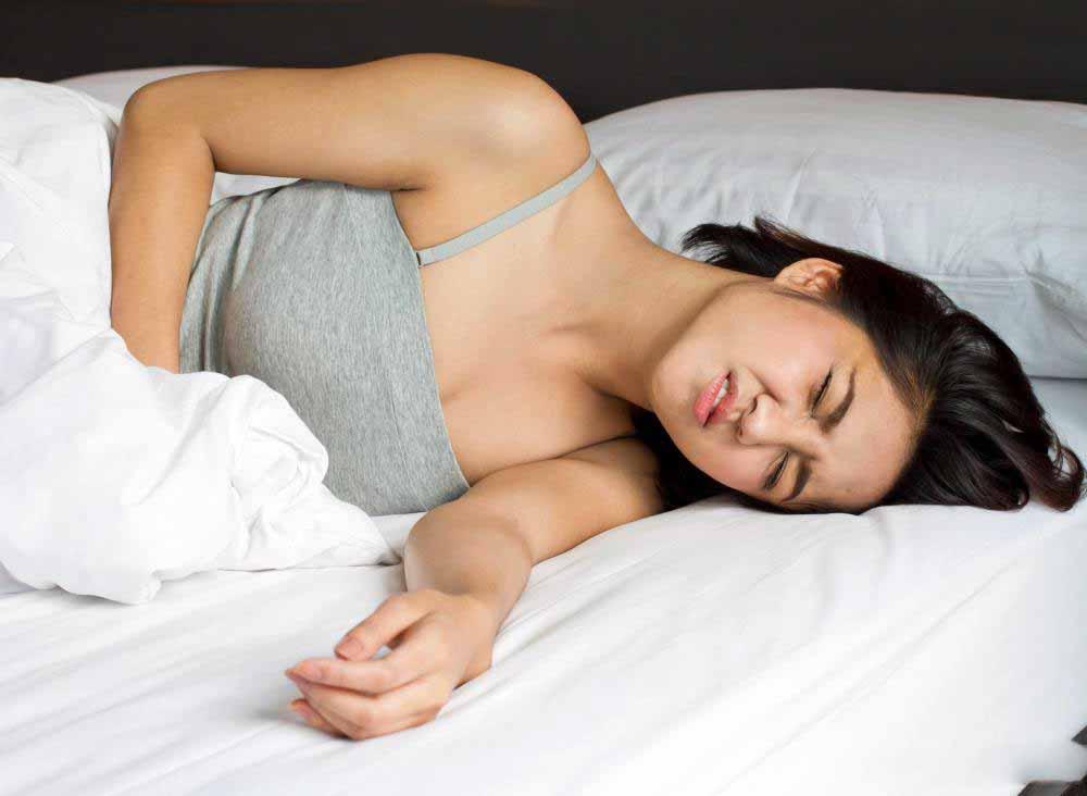 Выкидыш является распространенным риском беременности при ЭКО.