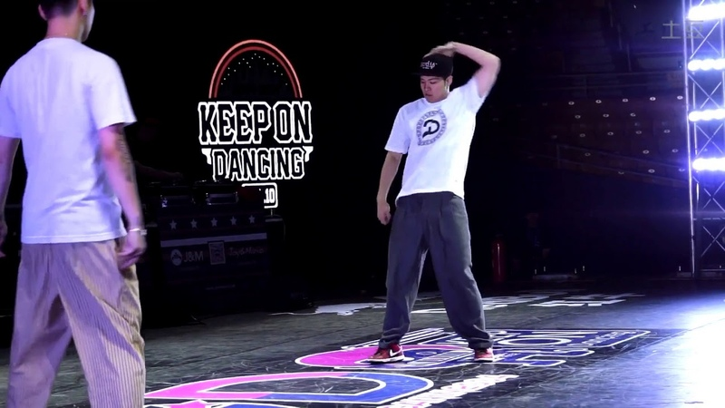 HOZIN VS HOAN | POPPING FINAL | KOD10