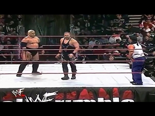 Famous dance at Madison Square Garden - 1-23-00 Royal Rumble suprising end WWF 720p