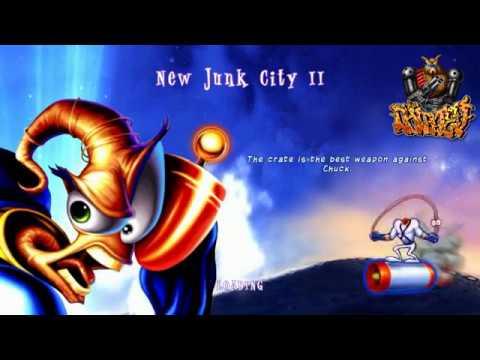 LethalMelody - Earthworm Jim SEGA (New Junk City)