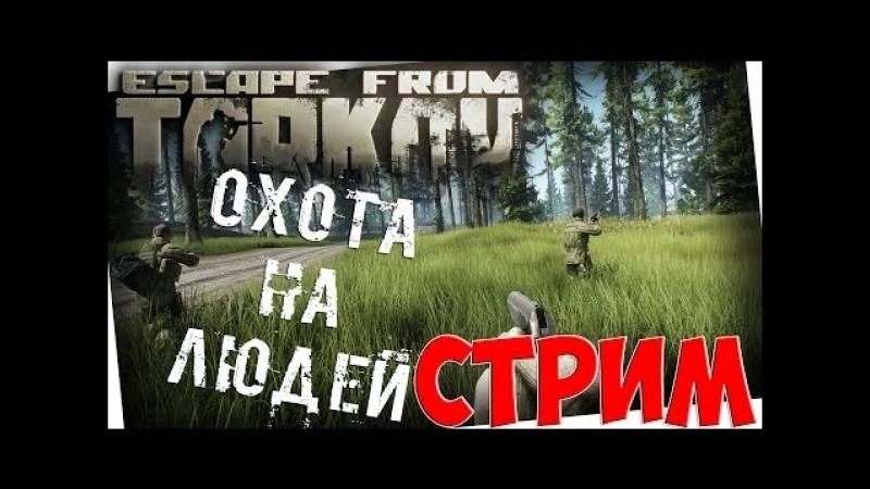 Escape From Tarkov ► 🔥 Тяжелый путь новичка | Мосинка в деле | 🔥