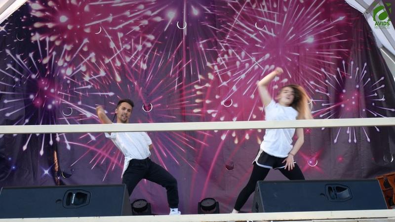 Танцевальный коллектив E-Trix - Bashment (СПК-2 НГДУ Лениногорскнефть) 25.05.2019