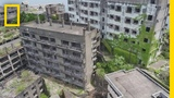 Explore 'Battleship Island,' Japan's Decaying Ghost Town One Strange Rock