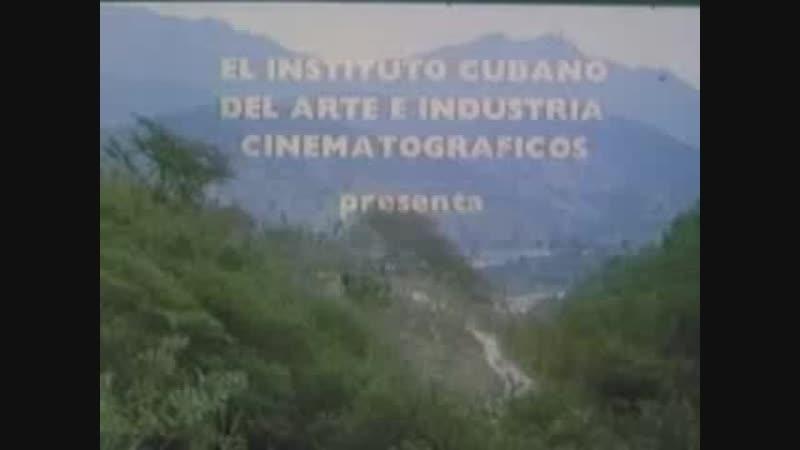PELICULA CUBANA DE LOS 80s LOS REFUGIADOS DE LA CUEVA DEL MUERTO