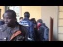 Profughi contestano l'assessore Cugini a Piacenza