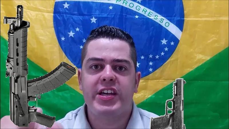 Bolsonaro arregou DECRETO DAS ARMAS - PROMESSA É DIVIDA - DECRETO DE ARMAS DO BOLSONARO