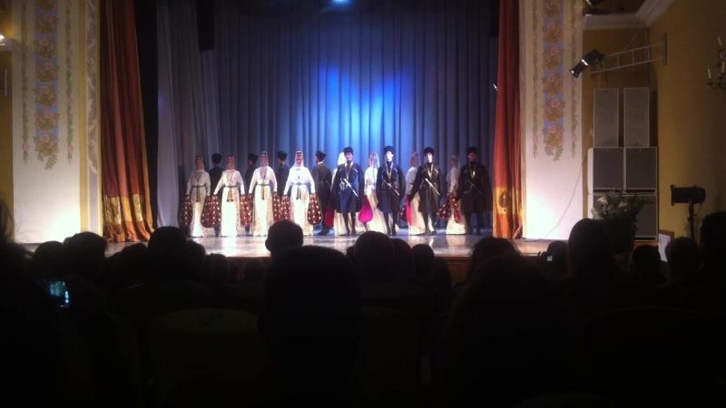 Государственный ансамбль северной Осетии
