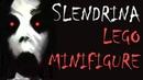 Слендерина Лего Минифигурка Обзор Минифигурки Слендерины - Slendrina The Cellar Minifigure LEGO