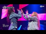 180705 (G)I-DLE - FAKE LOVE @ M!Countdown in Taipei