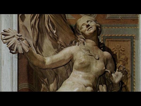 Gian Lorenzo Bernini 10 - Verità; Estasi di Santa Teresa | L'occhio che sente.