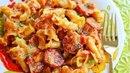 Топ 5 самых вкусный рецептов с макаронами