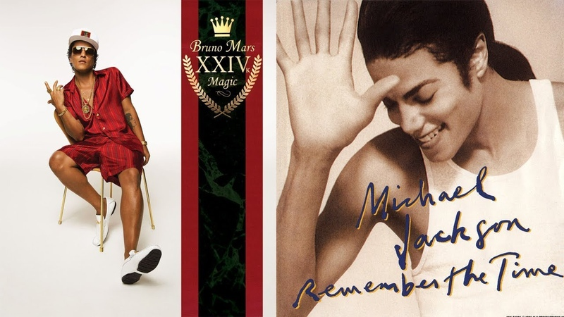 Bruno Mars - Finesse Ft Michael Jackson - Remember The Time (Mash Up)