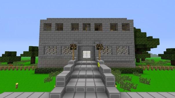 Симпсоны майнкрафт скачать (Simpsons Minecraft)