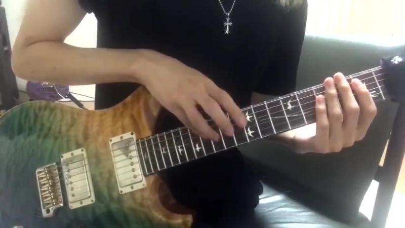 弾いてみた - ギター - - 今日は右手の基礎練習をしたよ︎ - 次は左手かな - - もっと上手く弾けるように頑張るから応援しててね︎ o゚゚o