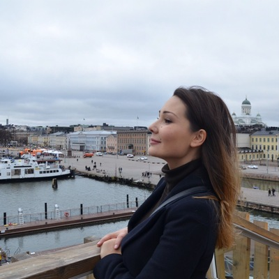 Ольга Мустафина